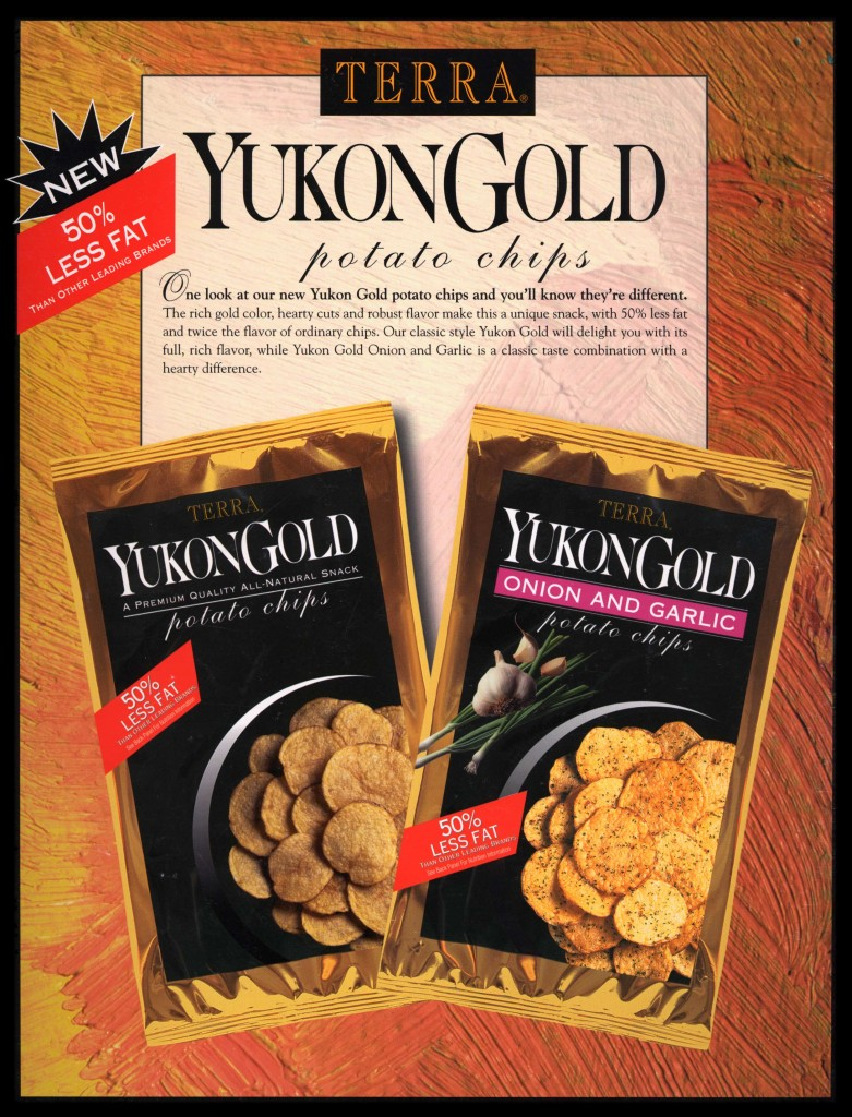 Yukon Gold Potato Chips
