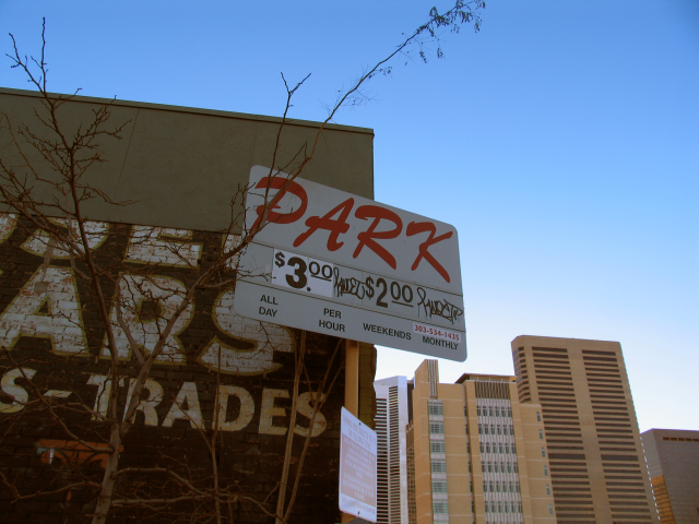 Photographic series of industrial sites in Denver